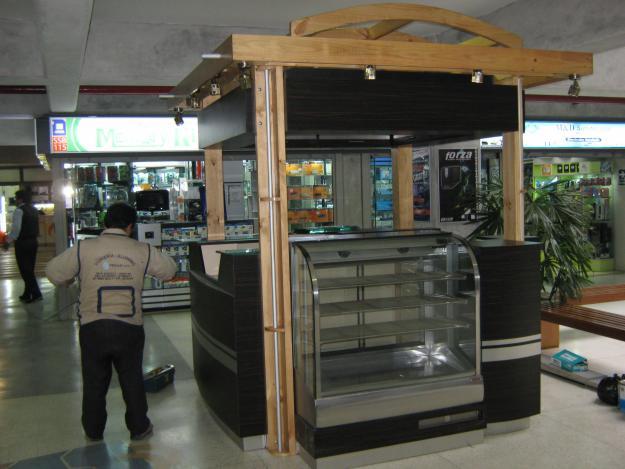 Comerciales - Muebles para centros comerciales ...